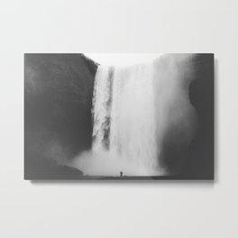 Falling Waters  Metal Print