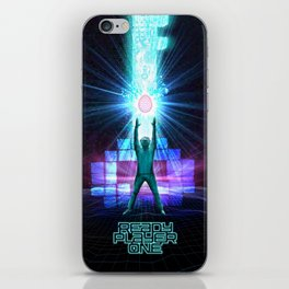 Ready Player One iPhone Skin
