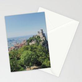 La Fortezza di Guaita Stationery Cards