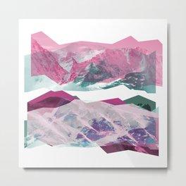 Snowdrift Metal Print