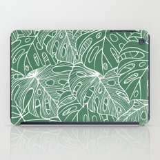 Philodendron iPad Case