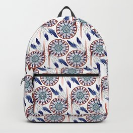 Dreamcatcher Mandala Backpack