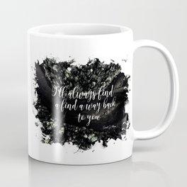 Back to you Coffee Mug