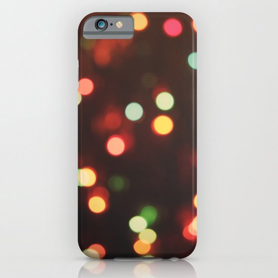 Christmas Lights iPhone & iPod Case