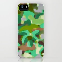 Abstract art 4. iPhone Case