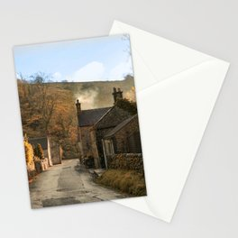 Lane To Polly's Cottage Stationery Cards