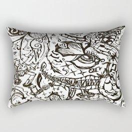 Curious er & Curious er Rectangular Pillow
