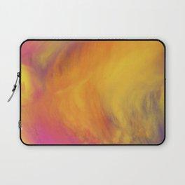 Abstract rainbow pattern Laptop Sleeve