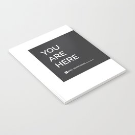 YOU ARE HERE  [Gotham] Notebook
