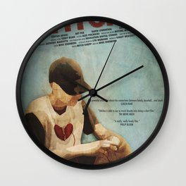 Official Poster: Stitches Wall Clock