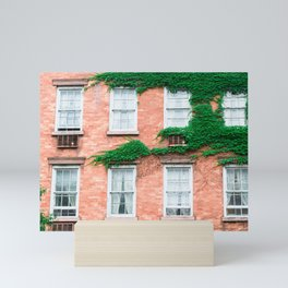 West Village Summer Mini Art Print