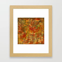 Gem #8 Framed Art Print
