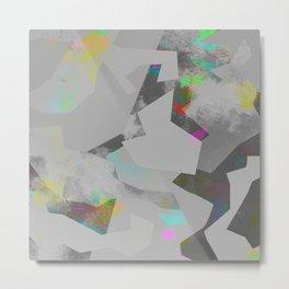 Camouflage XXXIII Metal Print