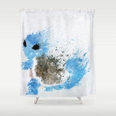 #007 Shower Curtain