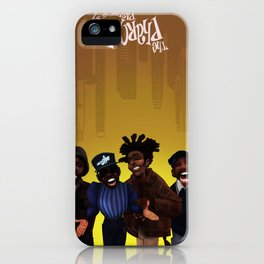 Passing me by iPhone Case
