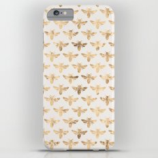 Honey Bees (Sand) Slim Case iPhone 6 Plus