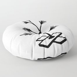 Little Tree Floor Pillow