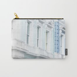 Blue houses Carry-All Pouch