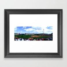 Roger Dean Stadium, Jupiter, FL 2013 Framed Art Print