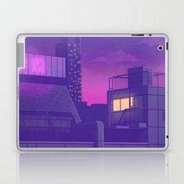 Shinjuku Night Lights Laptop & iPad Skin