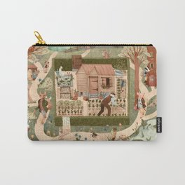 Beatrix's Friends Carry-All Pouch