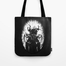 House in R'lyeh, Interior Tote Bag