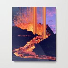 Up Metal Print