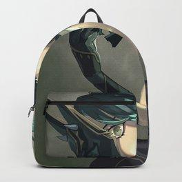 Xiao Genshin Impact Backpack