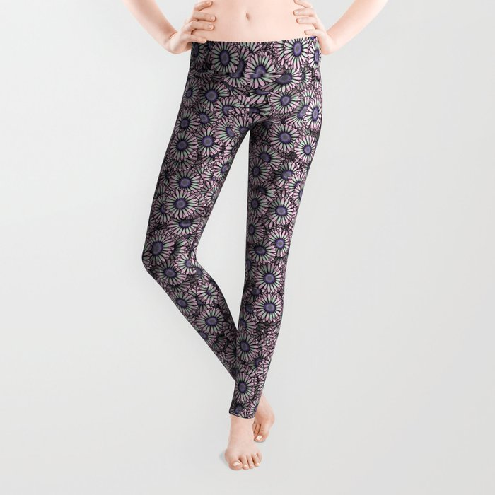 Gerbera Leggings