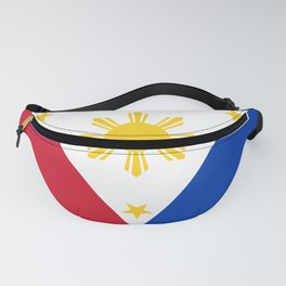 Philippines flag Fanny Pack