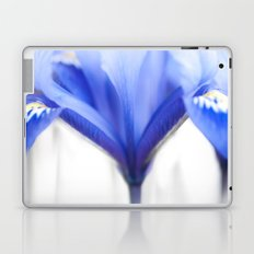 Blue Iris 1 Laptop & iPad Skin
