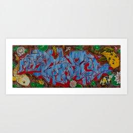 koipond Art Print