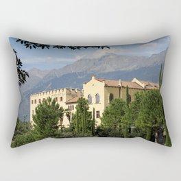Old Palace Trauttmansdorf Rectangular Pillow