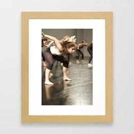 Taylor Intensive 26 Framed Art Print