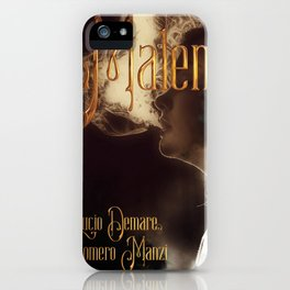 Malena iPhone Case