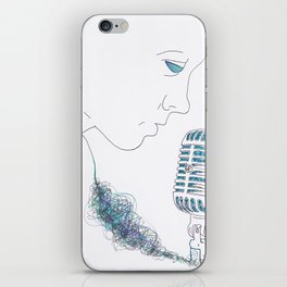 Wraith Radio iPhone Skin