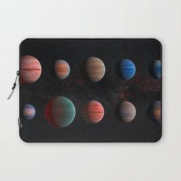 Planets : Hot Jupiter Exoplanets Laptop Sleeve