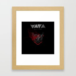 "Vaca - MP: ""Vaca - Genisys"" Framed Art Print"
