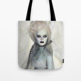 Alabaster Ghost Bride Tote Bag