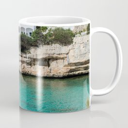 Wonderful landscape of Menorca. Coffee Mug