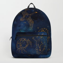 Animal Constellations Backpack