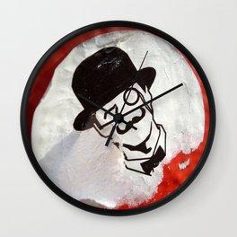 Stay Classy, sir Wall Clock