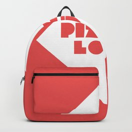 Pizza Lover Backpack