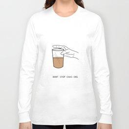 Chai Lover Long Sleeve T-shirt
