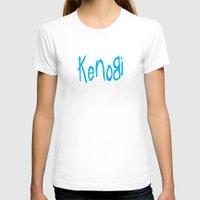 jedi T-shirts featuring Follow the Jedi by castlepöp