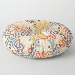 Japanese Organic Pattern Floor Pillow