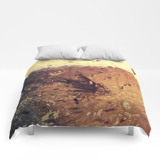 Intervention 07 Comforters