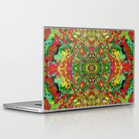 persian Laptop & iPad Skins featuring Persian 3 by Glanoramay