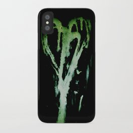 Smeared Romance iPhone Case