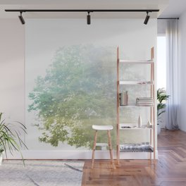 Where the sea sings to the trees - 9 Wall Mural